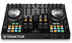 Native Instruments Traktor Kontrol S4 Mk2 Контроллер