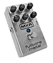 DUNLOP M116 MXR Fulbore Distortion Педаль гитарная