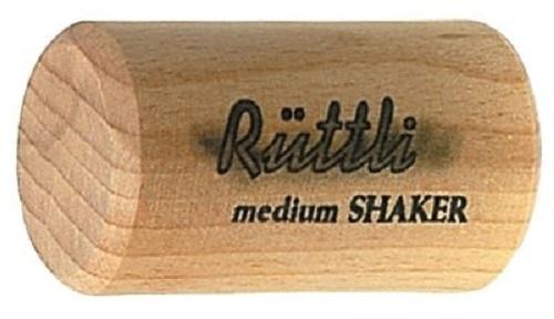 Gewa Ruttli Shaker Single 830092 Medium шейкер одиночный малый корпус береза крышка бубинга