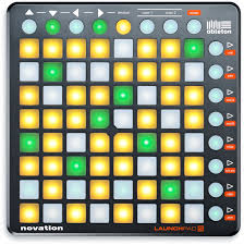 NOVATION LAUNCHPAD S Контроллер