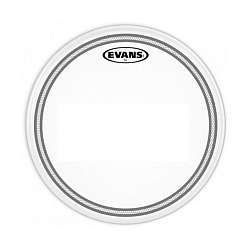 EVANS B06EC2S EC2 Coated Пластик для том барабана 6""