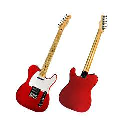 FENDER TELECASTER  -Ash Maple Candy Apple Red