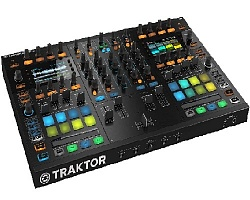 NATIVE INSTRUMENTS TRAKTOR KONTROL S8 Контроллер