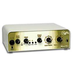 SEYMOUR DUNCAN D-TAR MAMA BEAR™ DIGITAL ACOUSTIC GUITAR PREAMP FEATURING AGE™ TECHNOLOGY