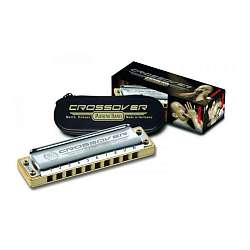 HOHNER M2009096 Губная гармошка MARINE BAND CROSSOVER Ab