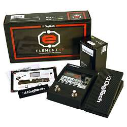 DIGITECH ELEMENT EXP MULTI-EFFECT PROCESSOR Процессор эффектов