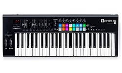 NOVATION LaunchKey 49 MK2 MIDI-клавиатура