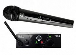 AKG WMS40 Mini Vocal Set Band US45A (660.700) Радиосистема вокальная