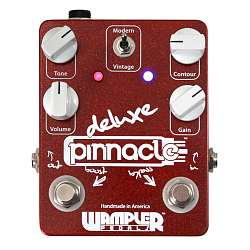 WAMPLER PINNACLE LIMITED (DELUX) DISTORTION Педаль дисторшн
