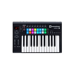 NOVATION LAUNCHKEY 25 MK2 MIDI-клавиатура