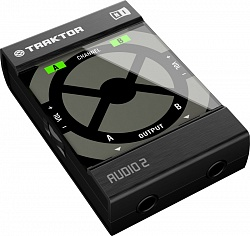 NATIVE INSTRUMENTS TRAKTOR AUDIO 2 Звуковая плата